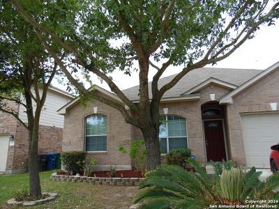 San Antonio Single Family Home New: 1123 Seven Iron Way