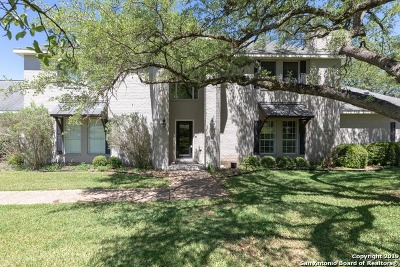 New Braunfels TX Single Family Home New: $824,900