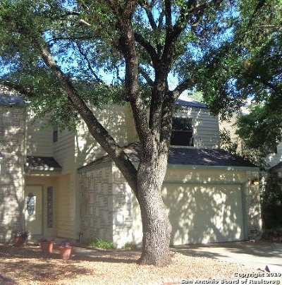 San Antonio Single Family Home New: 8563 Echo Creek Ln