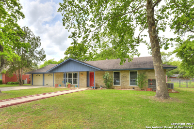 Guadalupe County Single Family Home New: 1728 Driftwood Dr