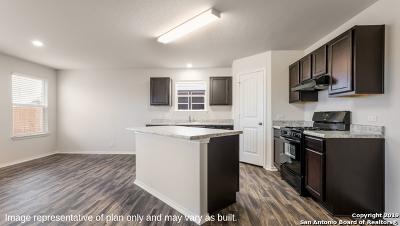 San Antonio Single Family Home New: 14735 Hooded Merganser