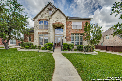 San Antonio Single Family Home New: 3330 Monarch