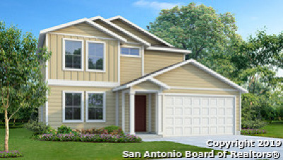 San Antonio TX Single Family Home New: $198,000
