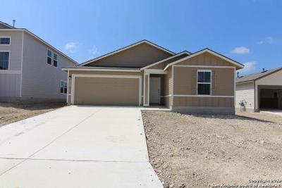 San Antonio Single Family Home New: 14711 Hooded Merganser