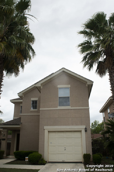 San Antonio Single Family Home New: 6645 Biscay Bay