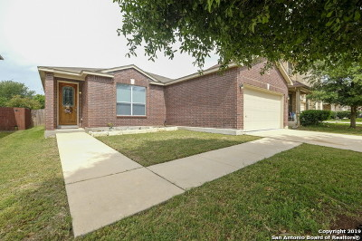 San Antonio Single Family Home New: 20923 Foothill Pine