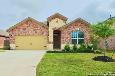 San Antonio Single Family Home New: 15223 McKays Lark