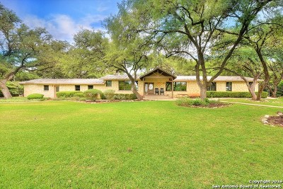 San Antonio TX Single Family Home New: $749,900
