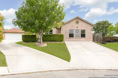 San Antonio Single Family Home New: 5011 Hidden Well Dr