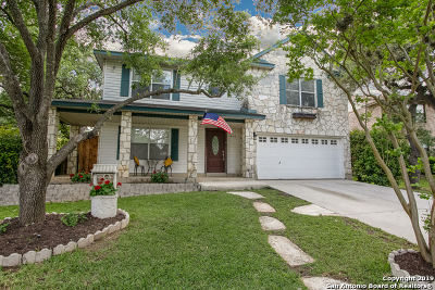 San Antonio Single Family Home New: 18615 Paloma Pass