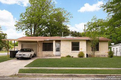 San Antonio Single Family Home New: 355 Storeywood Dr