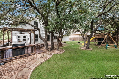 Schertz Single Family Home New: 3512 Angora Trail