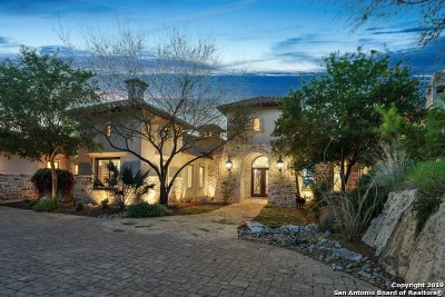 Boerne TX Single Family Home New: $3,100,000
