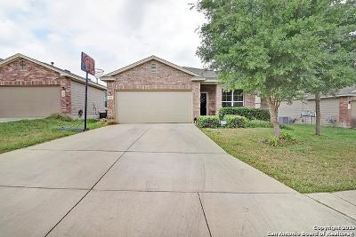 San Antonio Single Family Home New: 182 Finch Knoll