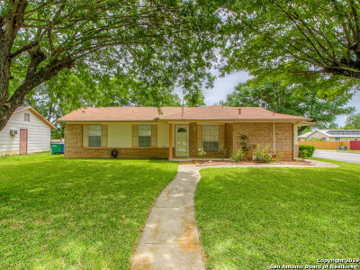 San Antonio Single Family Home New: 7234 Marble Creek Dr