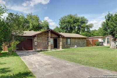 San Antonio Single Family Home New: 4415 Summer Sun Ln
