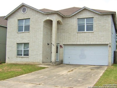 San Antonio Single Family Home New: 6411 Mineral Bay