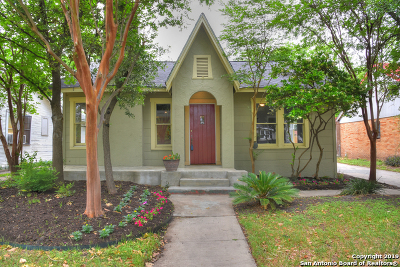 Single Family Home New: 2035 W Gramercy Pl