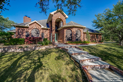 Bulverde TX Single Family Home New: $744,000
