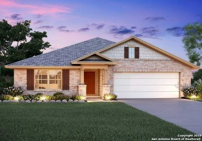 San Antonio Single Family Home New: 5526 Coral Valley