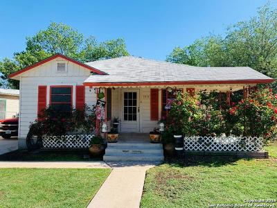 San Antonio Single Family Home New: 1614 W Olmos Dr