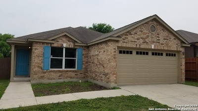 San Antonio Single Family Home New: 7503 Monte Seco