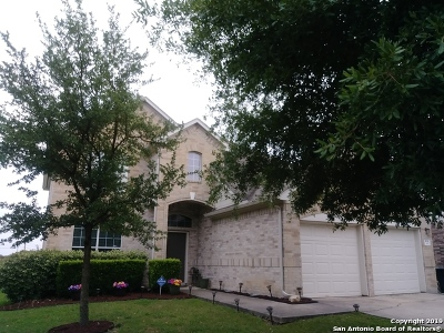 Cibolo TX Single Family Home New: $289,000