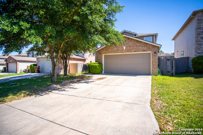 San Antonio Single Family Home New: 9926 Shady Meadows