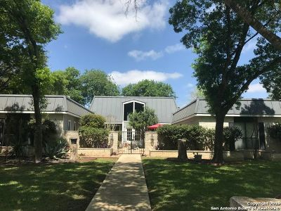 San Antonio Single Family Home For Sale: 601 Paseo Canada St