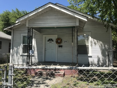 San Antonio Single Family Home New: 341 Fair Ave