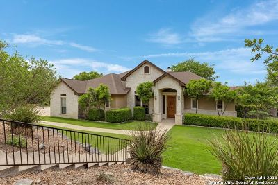 Boerne Single Family Home New: 27331 Ranch Creek