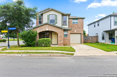 San Antonio Single Family Home New: 3 Kenrock Ridge