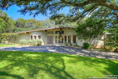 San Antonio Single Family Home New: 202 Yosemite Dr