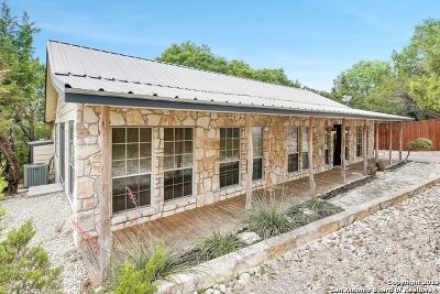 Boerne Single Family Home New: 106 Roadrunner Trail