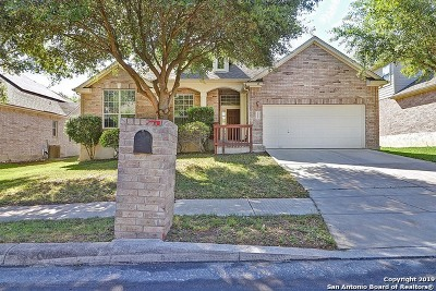 San Antonio Single Family Home New: 10051 Ramblin River Rd