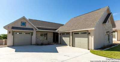 Kerrville TX Single Family Home New: $399,000