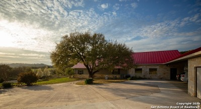 Kerrville TX Single Family Home New: $775,000