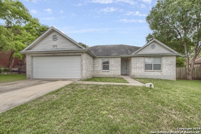 San Antonio Single Family Home New: 3116 Blanco Pass