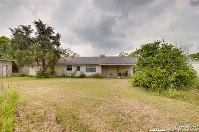 San Antonio Single Family Home New: 6610 Dan Rd