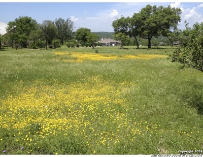New Braunfels Residential Lots & Land New: 1508 Decanter Dr