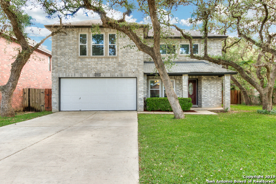 San Antonio Single Family Home New: 18031 Redriver Song