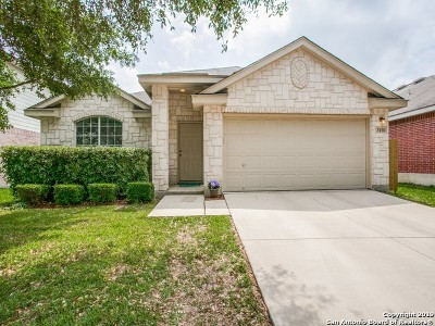 San Antonio Single Family Home New: 7410 Obbligato Ln