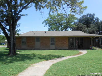 San Antonio TX Single Family Home New: $170,000