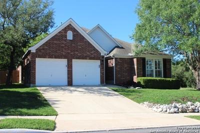 San Antonio Single Family Home New: 1503 Baccarat