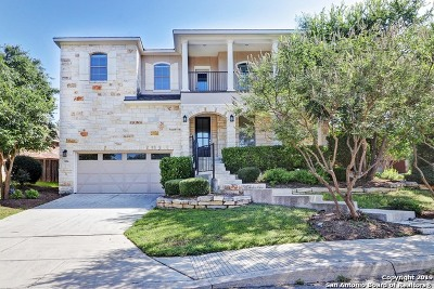 San Antonio Single Family Home New: 3106 Highline Trail
