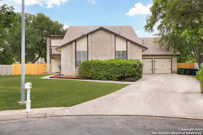 San Antonio Single Family Home New: 8519 Ridge Stone St