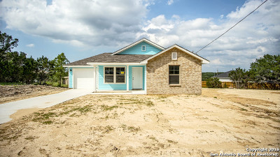 Canyon Lake Single Family Home Back on Market: 1347 Rhinestone