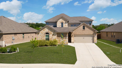 New Braunfels Single Family Home New: 1262 Havens Crss