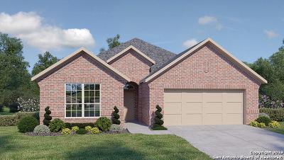 San Antonio Single Family Home New: 13810 Prosper Oaks