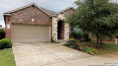 Cibolo Single Family Home For Sale: 432 Cactus Flower